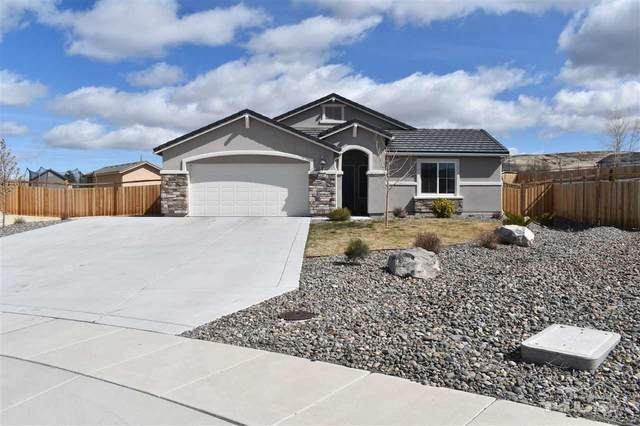 3780 Zoroaster, Sparks, NV 89436 (MLS #200004268) :: The Mike Wood Team