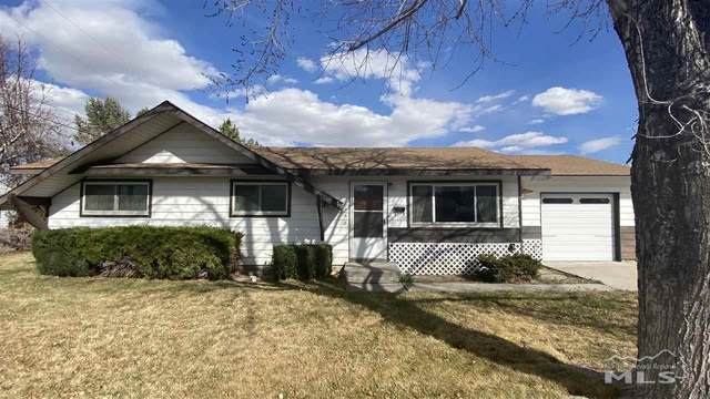 430 S California St, Yerington, NV 89447 (MLS #200004270) :: Ferrari-Lund Real Estate