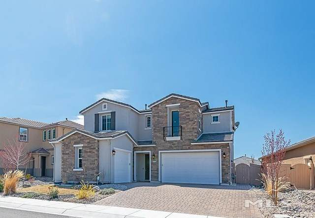 3190 Show Jumper Lane, Reno, NV 89521 (MLS #200004272) :: The Mike Wood Team