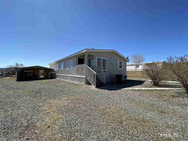 432 Feldspar Cir, Moundhouse, NV 89706 (MLS #200004295) :: Ferrari-Lund Real Estate