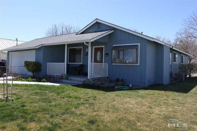 329 N Center St, Yerington, NV 89447 (MLS #200004296) :: Ferrari-Lund Real Estate