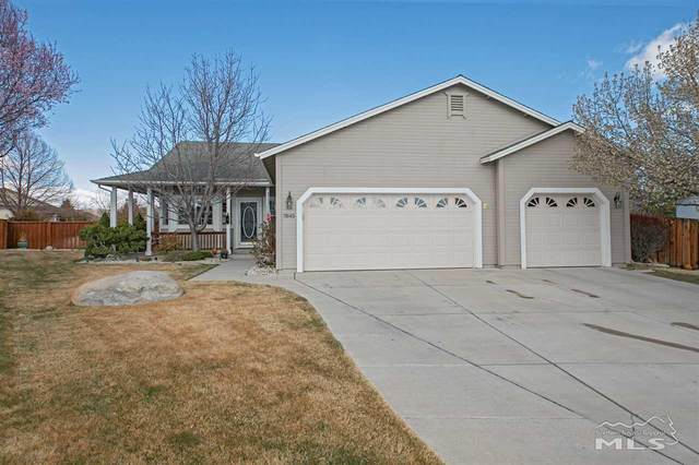7845 Tiburon Ct., Sparks, NV 89436 (MLS #200004299) :: The Mike Wood Team