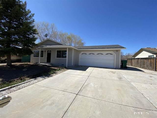 817 Overland Loop, Dayton, NV 89403 (MLS #200004305) :: Chase International Real Estate