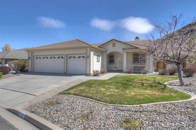 233 Sussex Place, Carson City, NV 89703 (MLS #200004313) :: Harcourts NV1