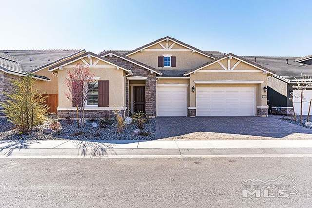9405 Baldacci Rd, Reno, NV 89521 (MLS #200004316) :: The Mike Wood Team