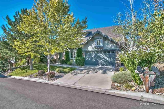 4951 Fall Creek, Reno, NV 89519 (MLS #200004325) :: The Mike Wood Team