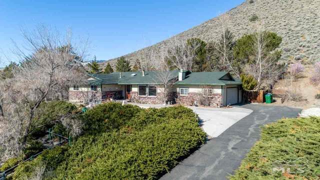 5680 Newton, Carson City, NV 89706 (MLS #200004329) :: Vaulet Group Real Estate