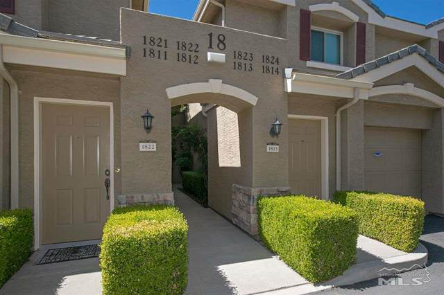 900 S Meadows Pkwy #1821, Reno, NV 89521 (MLS #200004332) :: The Mike Wood Team