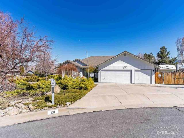 20 Targhee Court, Reno, NV 89511 (MLS #200004342) :: Harcourts NV1