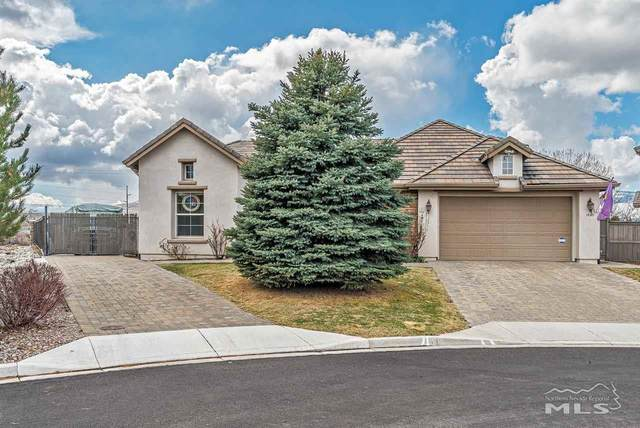 14185 Princequillo Court, Reno, NV 89521 (MLS #200004344) :: The Mike Wood Team