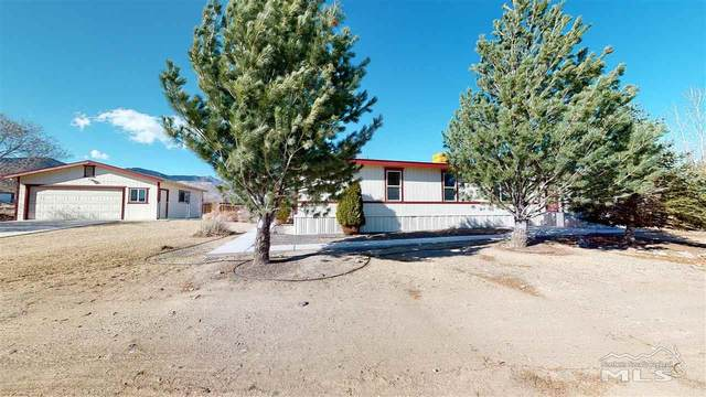 14 Samantha Court, Dayton, NV 89403 (MLS #200004345) :: Chase International Real Estate