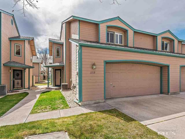 1715 Jamie, Carson City, NV 89701 (MLS #200004356) :: Chase International Real Estate