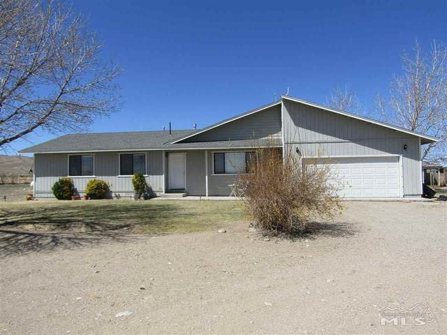 26 W Ward Lane, Yerington, NV 89447 (MLS #200004368) :: Ferrari-Lund Real Estate