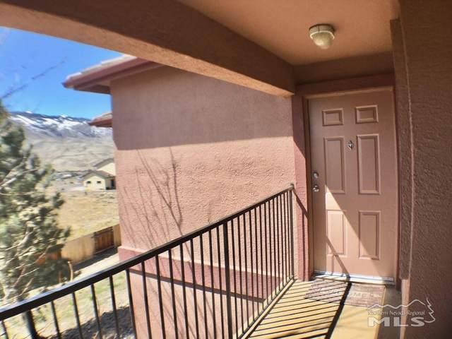 6850 Sharlands Ave U-2122, Reno, NV 89523 (MLS #200004371) :: Harcourts NV1