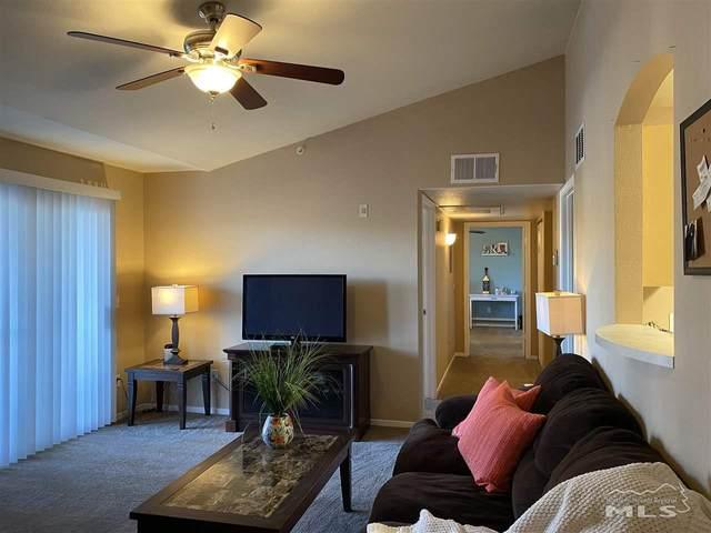6850 Sharlands Ave N2081, Reno, NV 89523 (MLS #200004372) :: Harcourts NV1