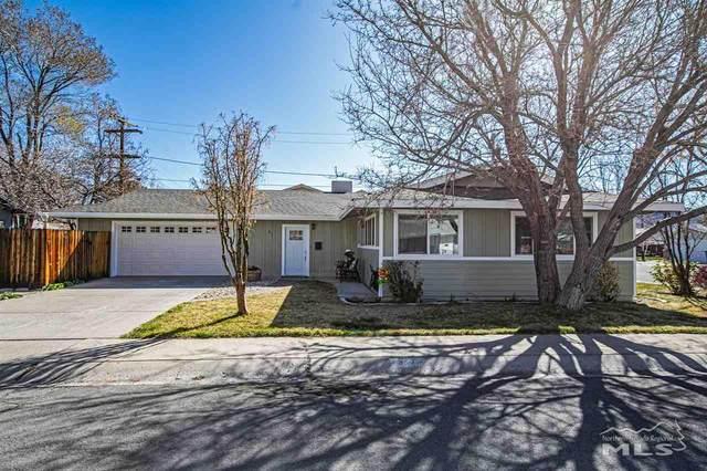 617 Cottonwood, Carson City, NV 89701 (MLS #200004381) :: Chase International Real Estate