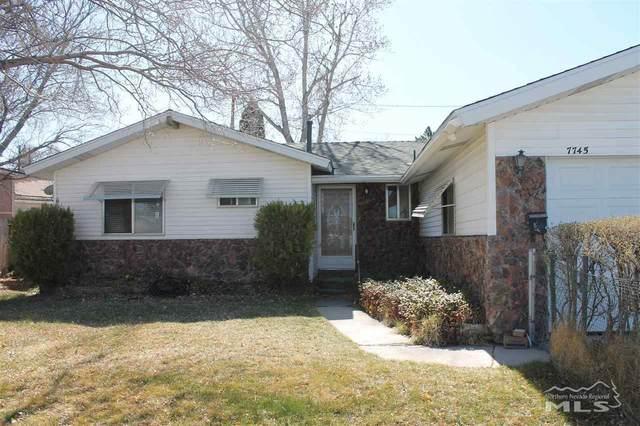 7745 Fowler Ave, Reno, NV 89506 (MLS #200004382) :: Ferrari-Lund Real Estate