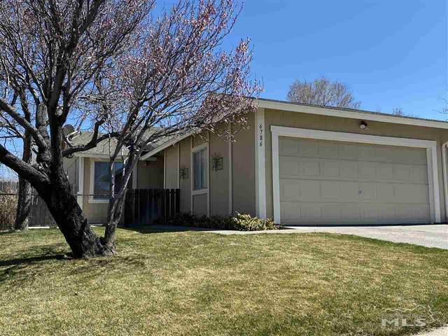 6786 Honeysuckle, Reno, NV 89506 (MLS #200004387) :: Chase International Real Estate