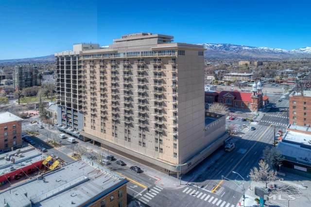 200 W 2nd Street #907, Reno, NV 89501 (MLS #200004388) :: NVGemme Real Estate
