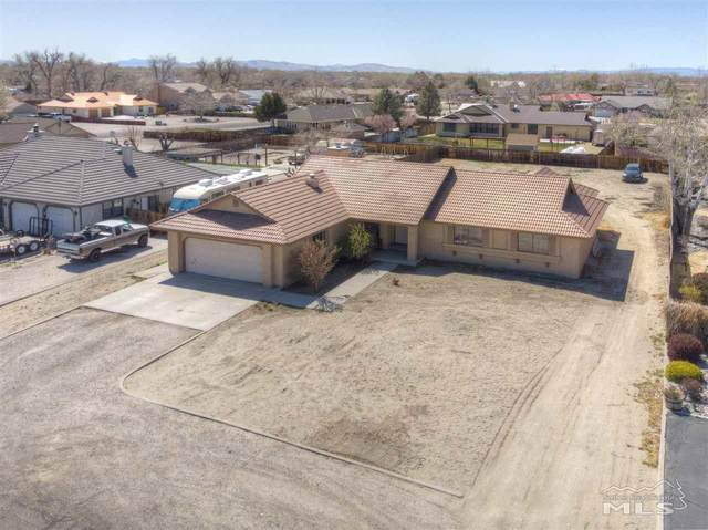 152 Carson River Dr, Fallon, NV 89406 (MLS #200004391) :: Ferrari-Lund Real Estate