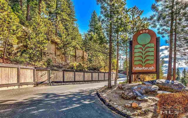 400 Fairview #16, Incline Village, NV 89451 (MLS #200004394) :: The Mike Wood Team