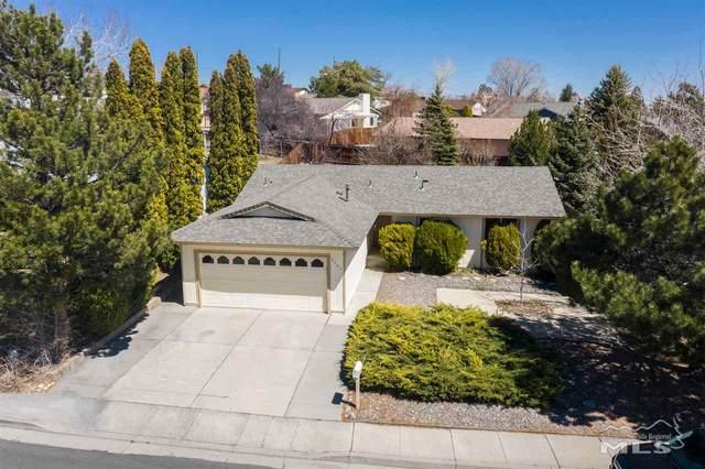 3905 Kings Row, Reno, NV 89503 (MLS #200004402) :: NVGemme Real Estate