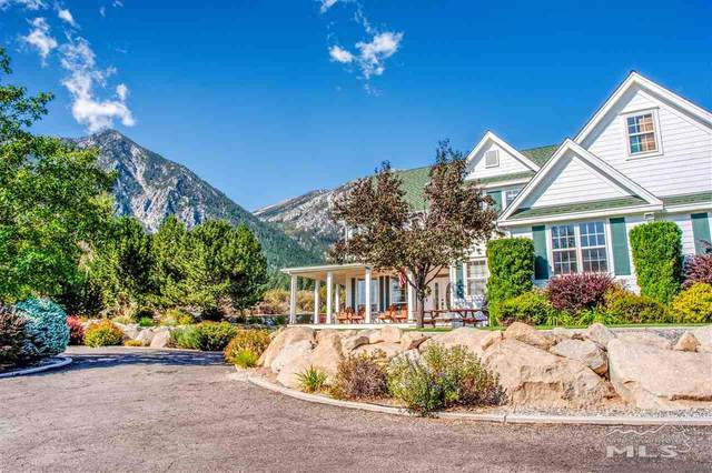 422 Claire Ct, Gardnerville, NV 89460 (MLS #200004410) :: Ferrari-Lund Real Estate