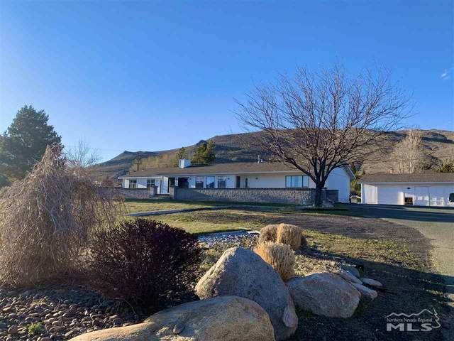 310 Ruby Ln, Carson City, NV 89706 (MLS #200004417) :: NVGemme Real Estate