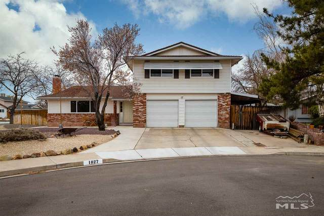 1827 Rizzo Court, Sparks, NV 89434 (MLS #200004422) :: Chase International Real Estate