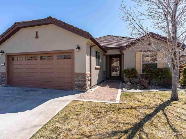 9132 Quilberry Way, Reno, NV 89523 (MLS #200004425) :: Ferrari-Lund Real Estate