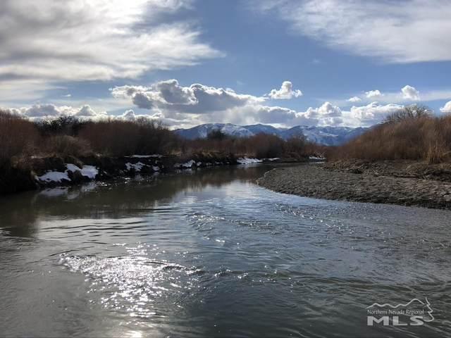 370 Olson Ranch Rd., Smith, NV 89430 (MLS #200004427) :: Harcourts NV1