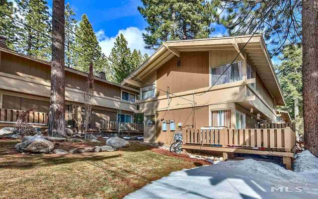 870 Southwood #3, Incline Village, NV 89451 (MLS #200004441) :: The Mike Wood Team