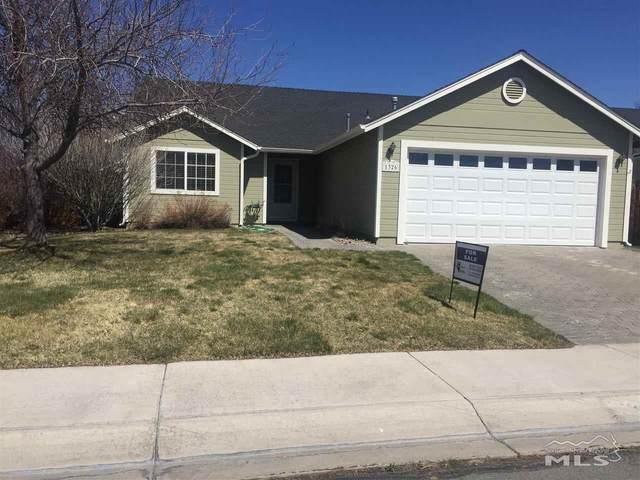 1326 Brooke Way, Gardnerville, NV 89410 (MLS #200004446) :: Chase International Real Estate