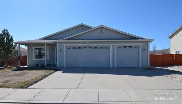 17345 Aquamarine Dr, Reno, NV 89508 (MLS #200004449) :: Chase International Real Estate
