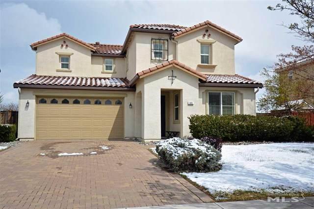 445 Manciano Way Nv, Reno, NV 89519 (MLS #200004454) :: Ferrari-Lund Real Estate
