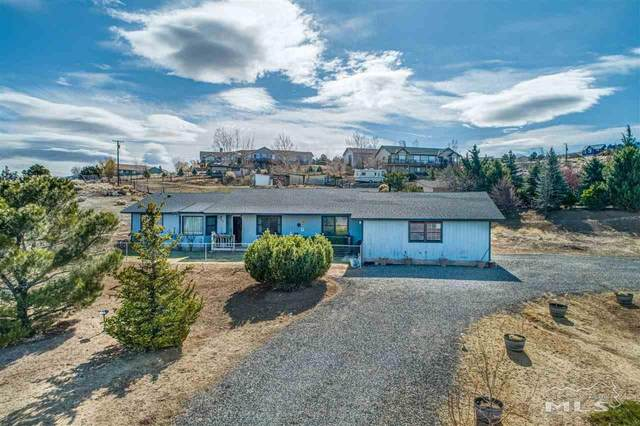 607 Stagecoach, Gardnerville, NV 89410 (MLS #200004456) :: Chase International Real Estate