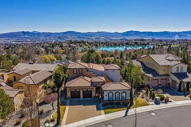 5110 Belsera Court, Reno, NV 89519 (MLS #200004457) :: Chase International Real Estate