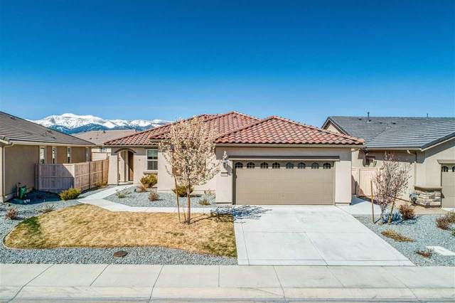 10527 Foxberry Park Ct, Reno, NV 89521 (MLS #200004465) :: Chase International Real Estate