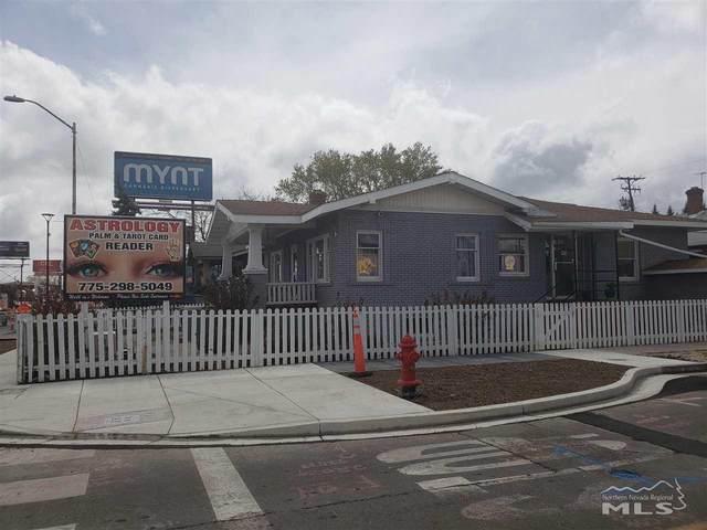 805 South Virginia, Reno, NV 89502 (MLS #200004469) :: Chase International Real Estate