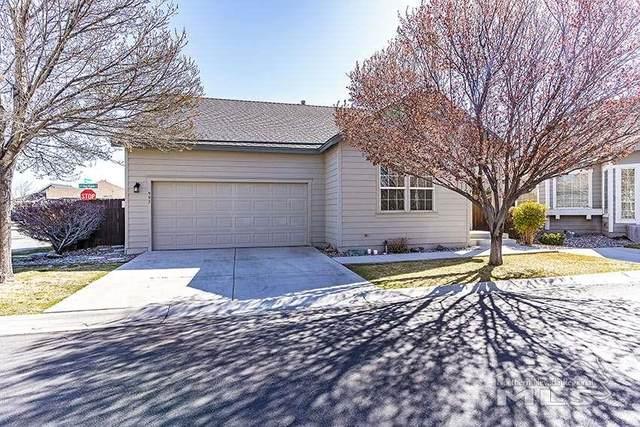 997 Ephedra Lane, Sparks, NV 89436 (MLS #200004470) :: Chase International Real Estate