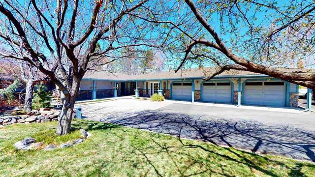 4265 Hackamore, Reno, NV 89519 (MLS #200004471) :: Vaulet Group Real Estate