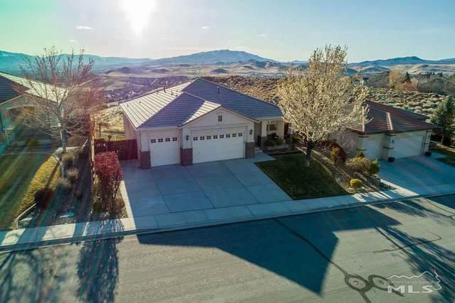 4229 Talladega Dr, Sparks, NV 89436 (MLS #200004472) :: NVGemme Real Estate