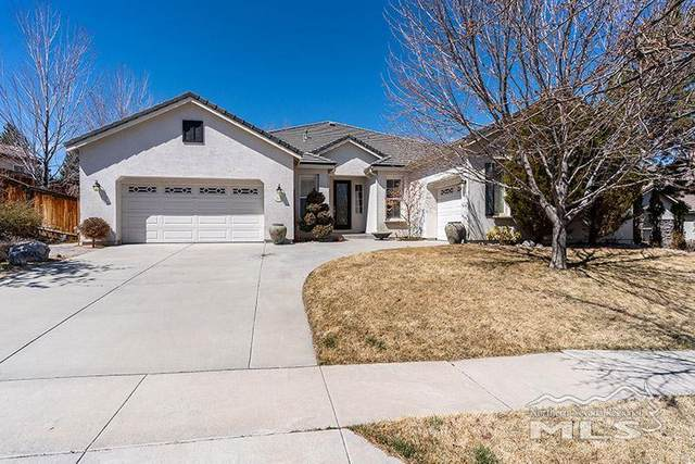 8155 Willow Ranch Trail, Reno, NV 89523 (MLS #200004474) :: Ferrari-Lund Real Estate