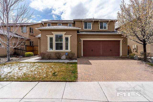 2010 Long Hollow Dr, Reno, NV 89521 (MLS #200004475) :: Vaulet Group Real Estate