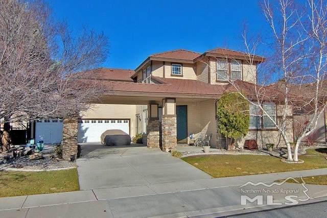 2640 Washoe Belle, Sparks, NV 89436 (MLS #200004480) :: Ferrari-Lund Real Estate