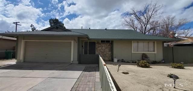 1675 Rock Blvd, Sparks, NV 89431 (MLS #200004492) :: NVGemme Real Estate