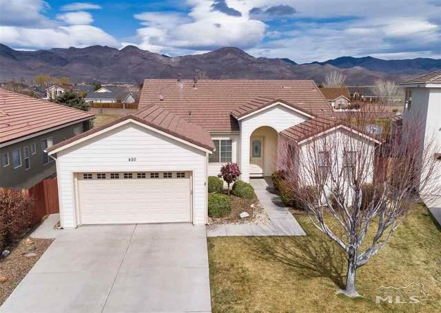 420 La Costa Circle, Dayton, NV 89403 (MLS #200004493) :: NVGemme Real Estate