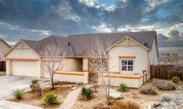 103 Creekside Dr, Dayton, NV 89403 (MLS #200004497) :: NVGemme Real Estate