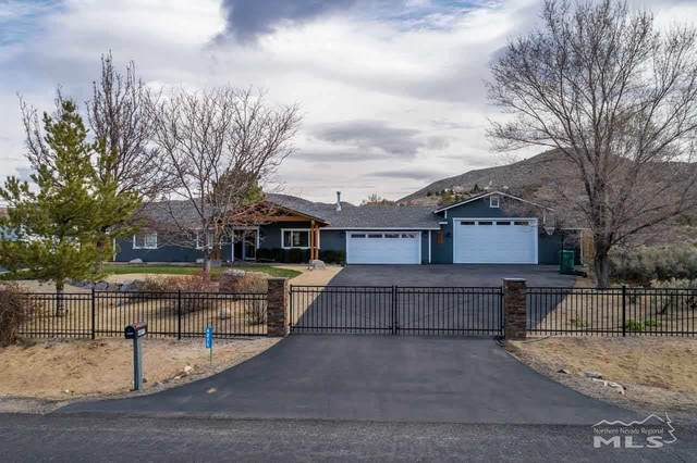 4075 Woodcock Way, Washoe Valley, NV 89704 (MLS #200004501) :: Harcourts NV1
