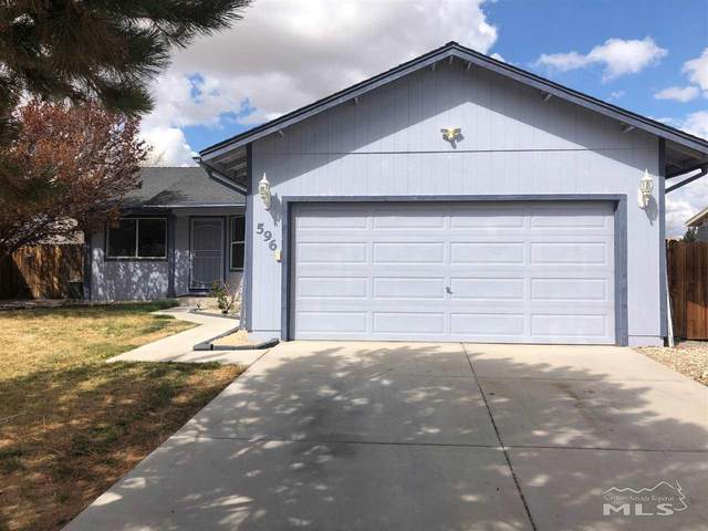 596 Shadow Lane, Fernley, NV 89408 (MLS #200004506) :: NVGemme Real Estate